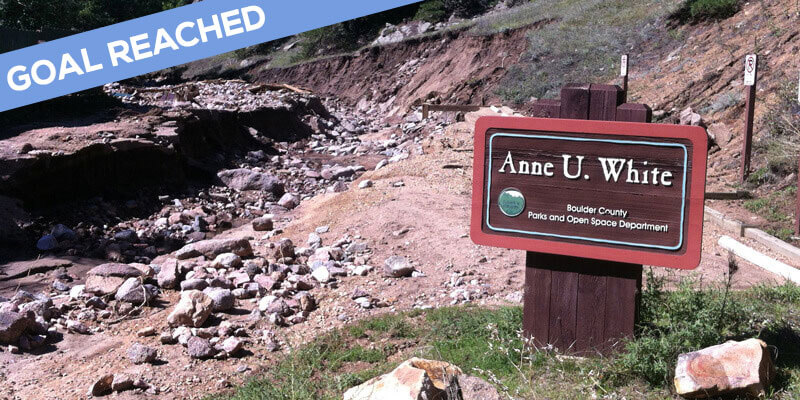 Anne U. White Trailhead